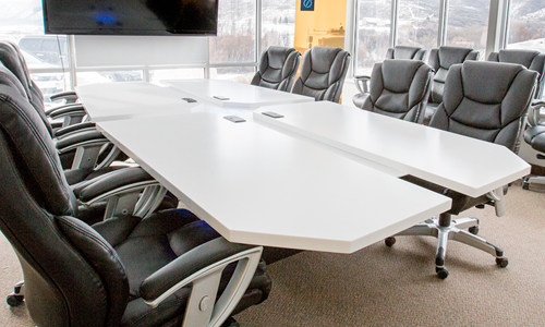 ASI Conference Room Table Industrial Design